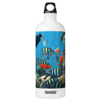 Coral Reef Fish Naturescape Water Bottle