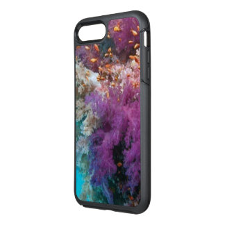 Coral Reef OtterBox Symmetry iPhone 8 Plus/7 Plus Case