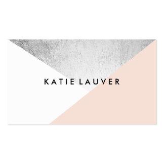 Geometric Business Cards