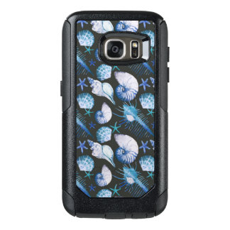 Corals With Shells Pattern OtterBox Samsung Galaxy S7 Case