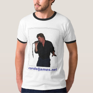 Cordel James Prince Of Rock N Roll T-Shirt
