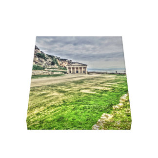 Corfu, Greece Stretched Canvas Prints
