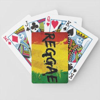 Cori Reith Rasta reggae Bicycle Playing Cards