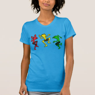 Cori Reith Rasta reggae rasta man music graffiti T Shirt