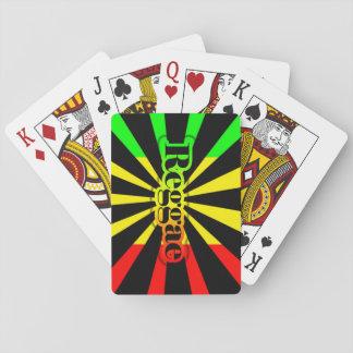Cori Reith Rasta reggae rasta Playing Cards