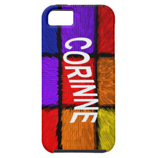 CORINNE iPhone 5 COVER