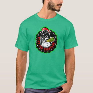 Corn Fed Spartans St. Patty's Day T-Shirt