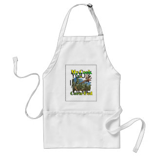 corn fed standard apron