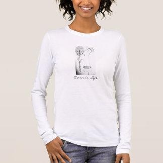 Corn is Life 1 T-Shirt - Ladies - Customized