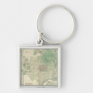 Corn per acre planted key ring