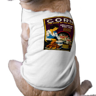 Corn - The Food of the Nation Shirt