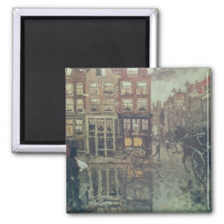 Corner of Leidsche Square, Amsterdam Magnet