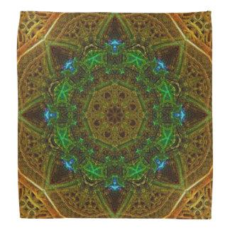 Cornfield Dome Mandala Bandanna