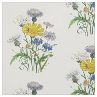 Cornflowers Fabric