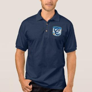Corona Chaos Mens Polo Shirt