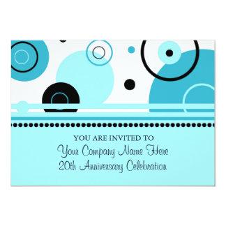 Corporate Anniversary Party Invitations