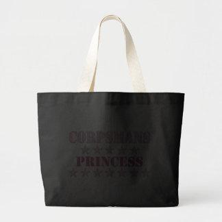 Corpsmans Princess Tote Bag