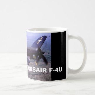 CORSAIR F-4U BLACK SHEEP SQUADRON COFFEE MUG