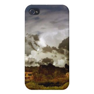 Corsica landscape iphone case iPhone 4/4S case