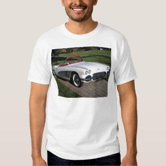 Corvette antique cars classic autos vintage cars t-shirts