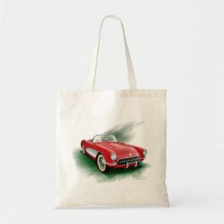 Corvette tote bag