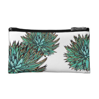 cosmetic bag - Spiky Green Agave