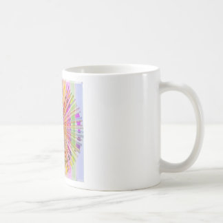 COSMIC Chakra : Healing Energy Basic White Mug