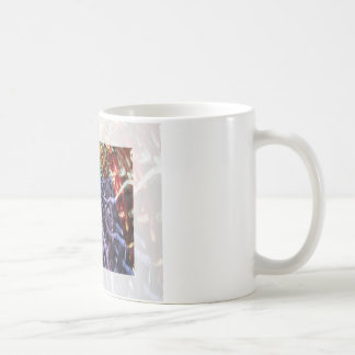 Cosmic Energy - Basket Weave Pattern3 Coffee Mug