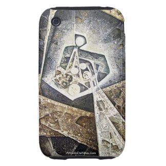 Cosmic Unconsious Tough iPhone 3 Cover