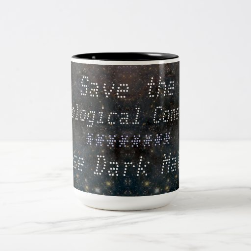 Cosmological Constant Mug