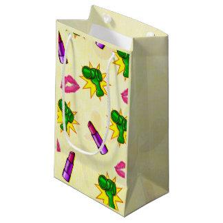 Cosmopolitan Pop Art SMALL Gift Bag