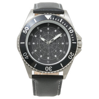 Cosmosys [Japanese Zodiac Version #2] Wristwatch