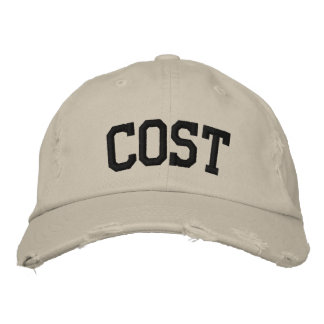 Cost Embroidered Hat Embroidered Baseball Caps