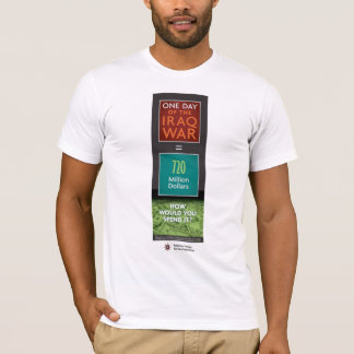 Cost of War T-Shirt