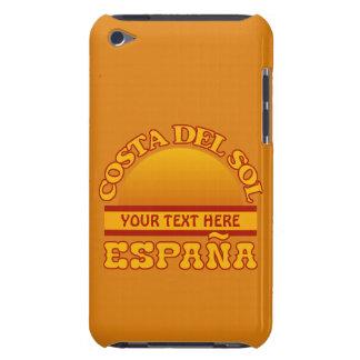 Costa Del Sol custom iPod Touch case