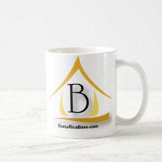Costa Rica Base Basic White Mug