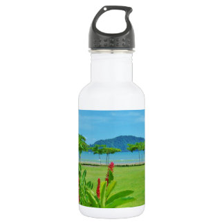 Costa Rica beach outdoor 532 Ml Water Bottle