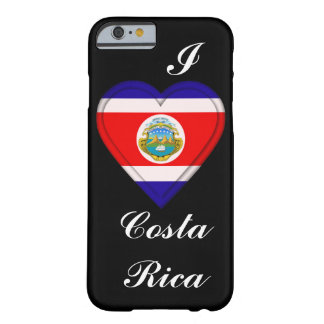 Costa Rica Cost Rican Flag Barely There iPhone 6 Case