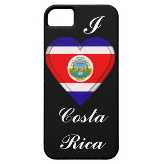 Costa Rica Cost Rican Flag iPhone 5 Cases