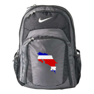 Costa Rica Flag/Map Backpack