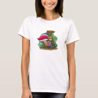 COSTA RICA WAY TO THE WORLD-WIDE ONE T-Shirt