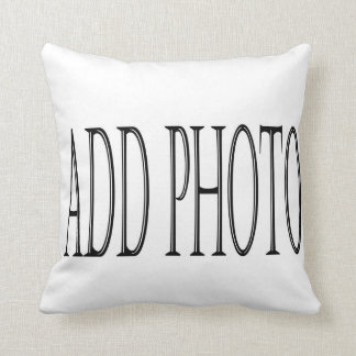 Costume add your own photo pillow