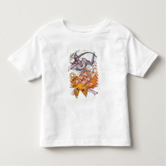 Costume design for a pas de deux danced at the ope toddler T-Shirt