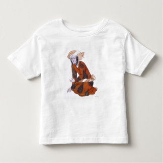 Costume design for L'Adoration de Tcherepnine, 192 Toddler T-Shirt