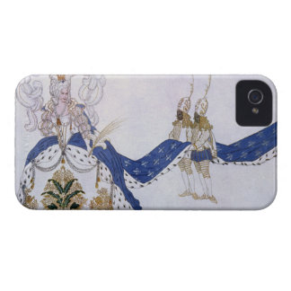 Costume design for The Queen and Her Pages, from S iPhone 4 Case-Mate Case