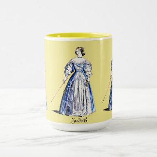 ~ COSTUMES ~ JUDITH personalised ~ Mug