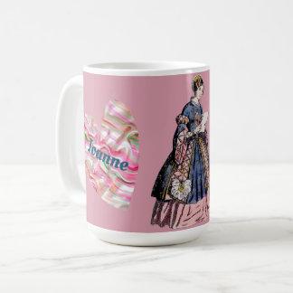 Costumes ~ Personalised JOANNE~ Valentine's Day Coffee Mug