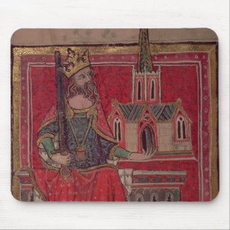 Cott Nero D VIII Offa, King of Mercia Mouse Pad