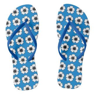 Cottage-Flowers-Blue-Multi-Styles_Colors Jandals