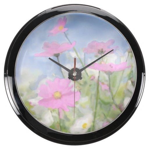 Cottage Garden Aquavista Clocks